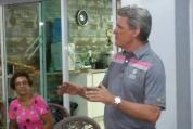 Dário Berger participa de reunião do MDB em PH