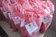 Programa Ciclo já distribuiu mais de 10 mil absorventes íntimos em Palhoça