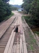 Pakão solicita manutenção no Maciambu Pequeno