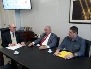 Nazareno tem audiência com secretário estadual