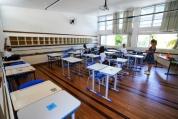Mais de 70% dos profissionais da educação de SC estão com a vacinação contra a Covid-19 completa