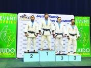Judoca de Palhoça é tricampeão na Austrália