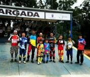Equipe de BMX é destaque no Catarinense