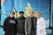 Projeto Lucas visita a Barra do Aririú