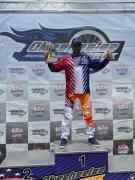 Atleta do BMX palhocense brilha nos EUA