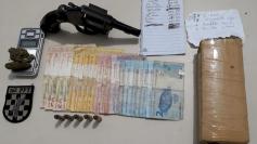 Polícia Civil detém quadrilha de estelionatários