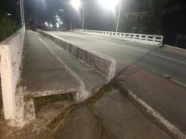Perigo na ponte