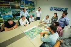 Prefeito Camilo reúne grupo de trabalho para trata