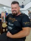 Halterofilismo: Anderle é campeão sul-americano