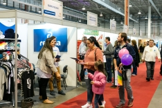 PH recebe feira gratuita de empreendedorismo