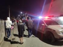 Homem é assassinado a tiros no bairro Caminho Novo