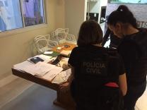 Polícia Civil desarticula grupo de estelionatários