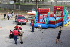 Feriadão de festas para a criançada