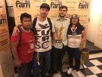 Videoclipe recebe prêmio no FAM