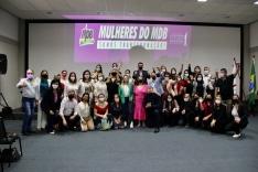 Dirce mobiliza mulheres de toda SC
