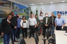 Prefeitura reúne moradores, Arteris e ANTT