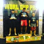 Jiu-jitsu: Léo Augusto conquista medalhas