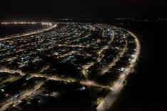 Modernização do parque de iluminação pública chega a 90%