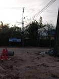Novo portal de acesso na Guarda do Embaú