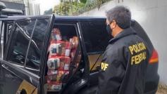 PF distribui cerca de 6 toneladas de alimentos