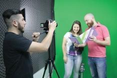 Quer aprender a ser um youtuber? Eles ensinam