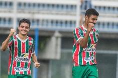 Final da Copa SC sub-17: Guarani perde jogo de ida