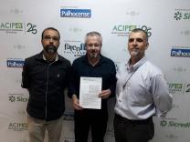 Acip formaliza parceria inédita com Colônia Penal