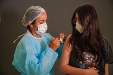 Vacinação em SC: Estado distribui doses nesta terça para vacinar adolescentes contra a Covid-19