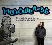 Espaços públicos liberados para o grafite