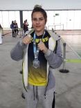Atleta de PH é medalha de prata