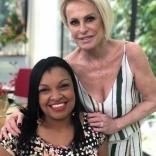Um dia de celebridade, com Ana Maria Braga