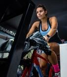 Aluna da Unisul vai pedalar 24h em ação social