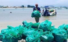 Palhoça recebe projeto Limpeza dos Mares