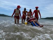 Programa Praia Acessível é sucesso nas praias