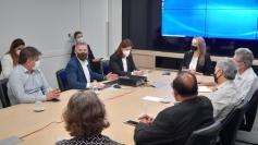 Governadora debate Saúde com prefeitos