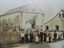 Primeiro templo da Igreja Luterana