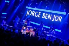 Jorge Ben Jor encerra a agenda de verão do P12