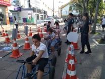 Maio Amarelo mobiliza agentes de trânsito