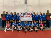 Jovens atletas representam Palhoça em competições estaduais
