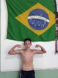 Léo Weiss encara o primeiro Brasileiro este ano