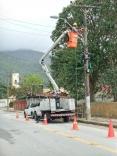Canais diretos para solicitar iluminação pública