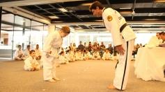 Festival de Taekwondo movimenta Pedra Branca