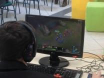 Fatenp ensina garotada a produzir jogo espacial
