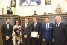 Prefeitura homenageia ex-governador Ivo Silveira