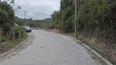 Pavimentação no Morro do Gato está na fase final