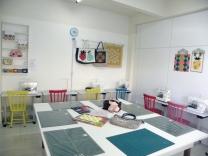 Espaço colaborativo para artesãos