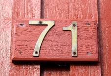 Prefeitura recadastra números residenciais
