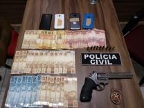 Polícia Civil faz ação contra associação criminosa