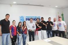 Taekwondo de PH faz história nos Joguinhos