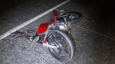 Motociclista de 16 anos morre em acidente
